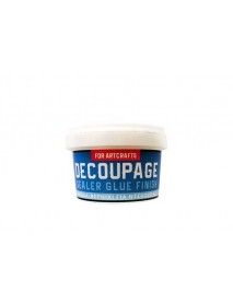 Decoupage Sealer Glue Finish